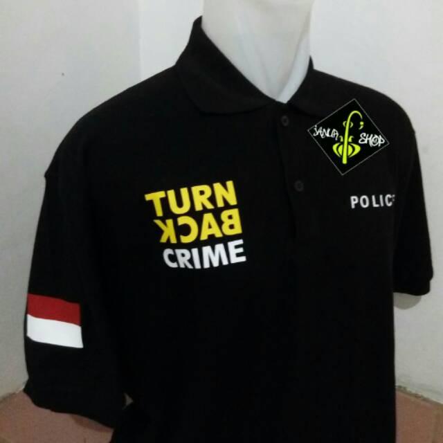 720+ Gambar Desain Kaos Polo Turn Back Crime Gratis Terbaik Yang Bisa Anda Tiru