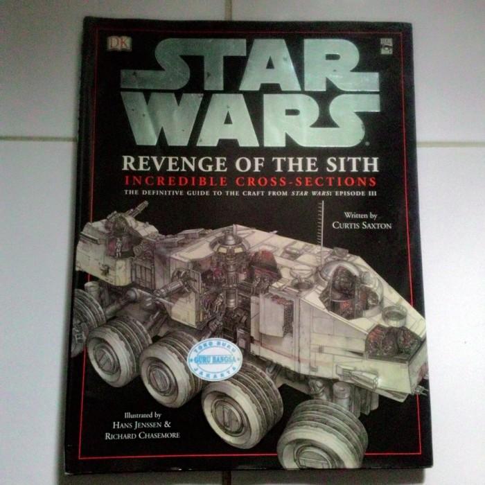 Jual Star Wars Revenge Of The Sith Incredible Cross Section Jakarta Selatan Rizkis05 Tokopedia