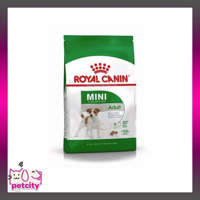 harga Makanan anjing|royal canin mini adult | 4kg Tokopedia.com