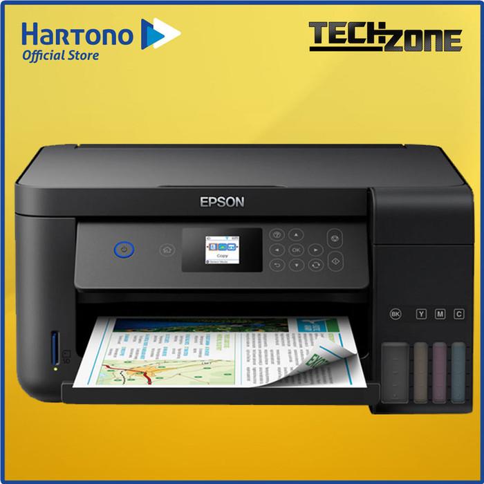 harga Epson - multifunction ink jet l4160 Tokopedia.com