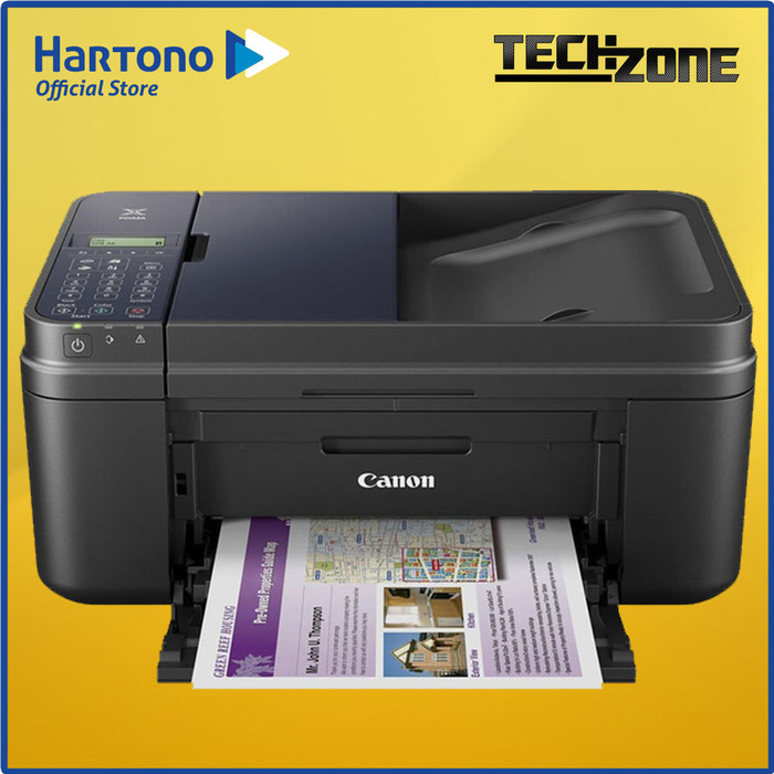 harga Canon - multifunction ink jet pixma_e480 Tokopedia.com