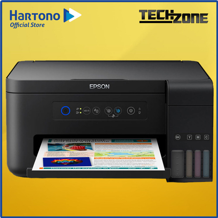 harga Epson - multifunction ink jet l4150_ms Tokopedia.com