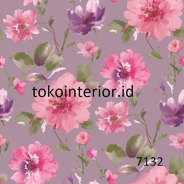 Jual Wallpaper Dinding Bunga Bunga Cantik Vp Jakarta Pusat