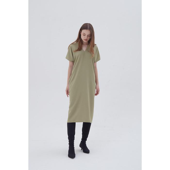 Foto Produk Dress Elevation Sage Shop at velvet dari shopatvelvet