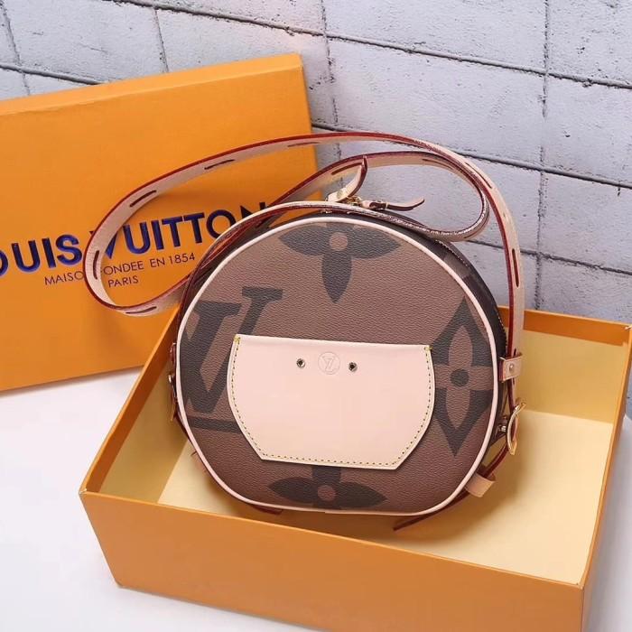 814489c916 Jual lv boite chapeau reverse monogram - DKI Jakarta - Authentic Luxury  okta.id | Tokopedia