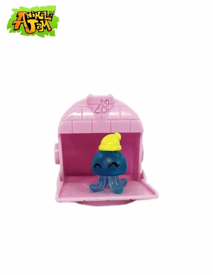 harga Promo animal jam adopt a pet series 2 (igloo) -purple Tokopedia.com