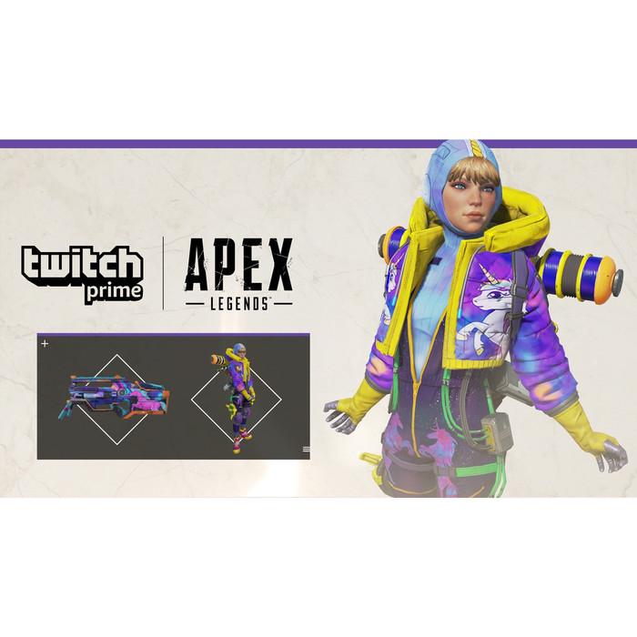 Jual Akun Twitch Prime (Free Loot Apex Legends, GTA V, Dauntless, dll) -  DKI Jakarta - AutodeskFreak | Tokopedia