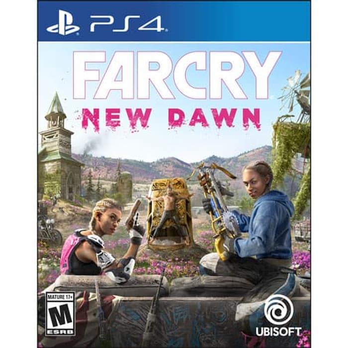 Jual Game Ps4 Farcry New Dawn Far Cry New Dawn Jakarta Pusat Kingkong Games Tokopedia