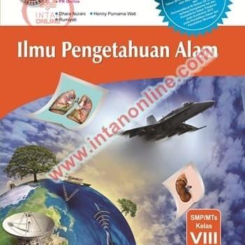 Foto Produk Buku PR kelas 8 smp smtr 2 mapel IPA dari Toko Buku Intan Pariwara