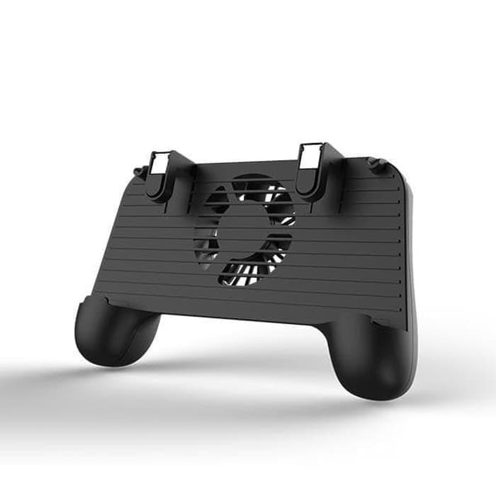 harga Robot rt-gp02 4 in 1 gamepad fan shooting game controller powerbank Tokopedia.com