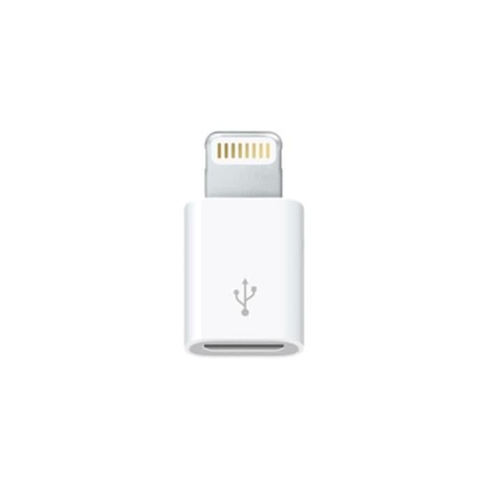 Foto Produk Apple Original iPhone Micro USB Adapter to Lightning Connector dari bestdeal official