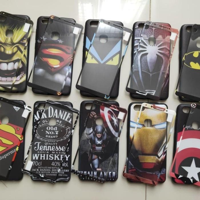 Jual Case Kesing Hp Oppo F7 Gambar Hero Ironman Plus Tg Jakarta Pusat D N T Shop Tokopedia