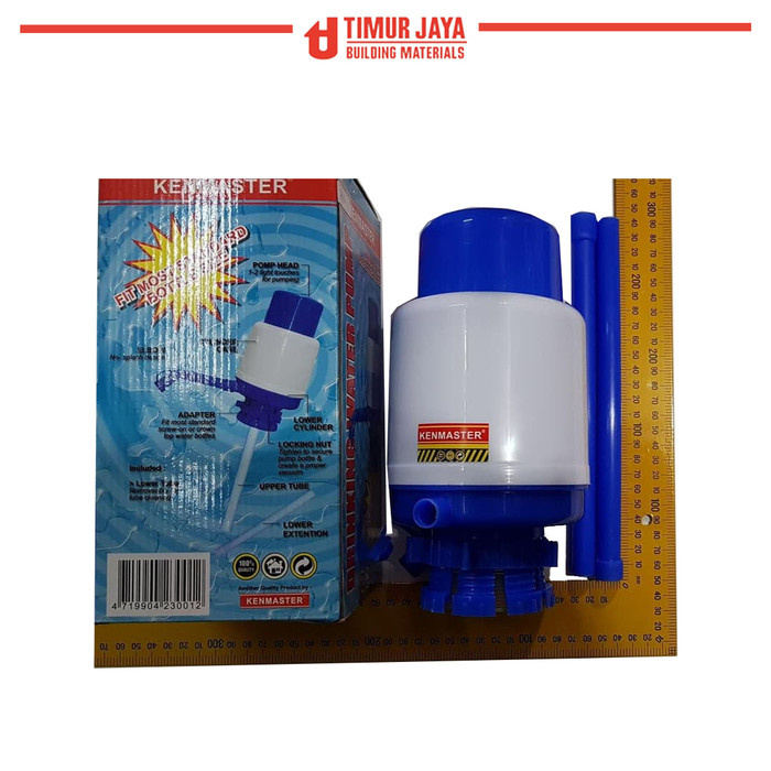 Jual Drinking Water Pump Kenmaster Pompa Galon Air Manual ...