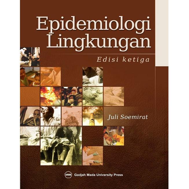 Foto Produk Epidemiologi Lingkungan dari UGM Press Online