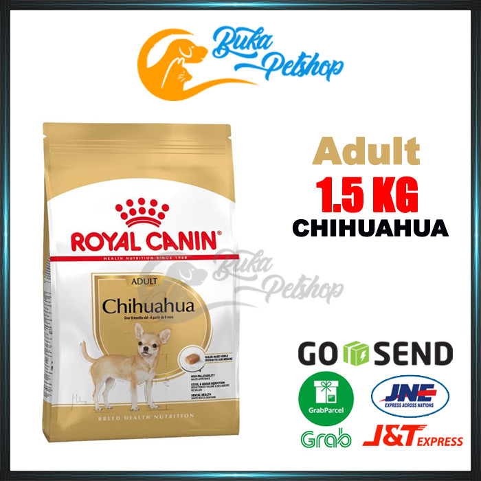 Foto Produk Royal Canin Chihuahua Adult 1.5kg dari Buka Petshop