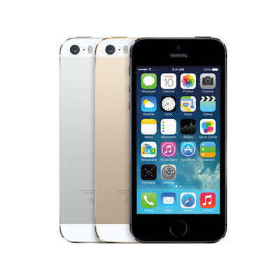 Foto Produk Iphone Apple 5S 16gb - Black dari Ubay GT Shop Cell