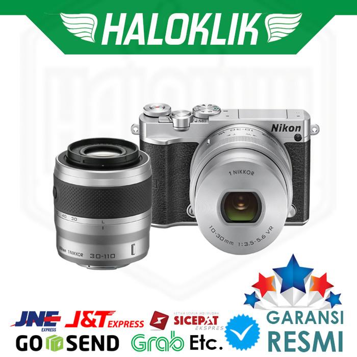 harga Nikon 1 j5 kit 10-30mm + 30-110mm (alta nikindo) Tokopedia.com