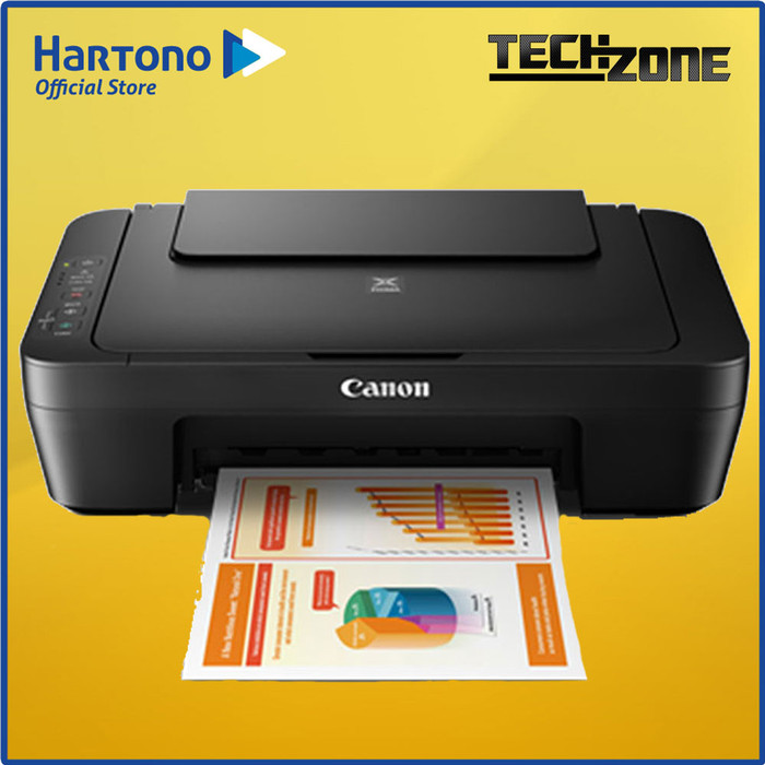 harga Canon - multifunction ink jet mg2570s Tokopedia.com