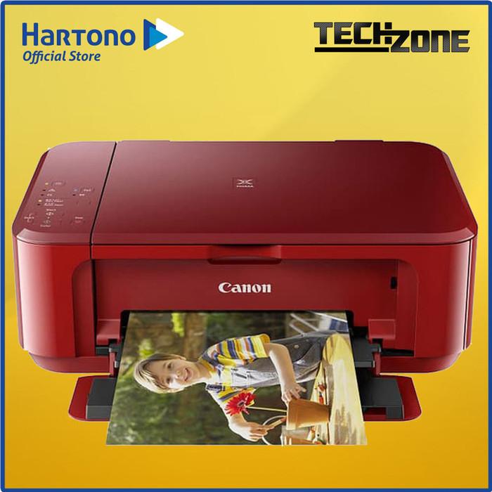 harga Canon - multifunction ink jet mg3670r Tokopedia.com