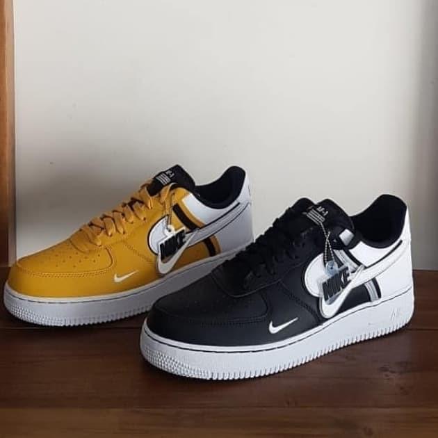 Yellow Jakarta Jual Nike Air Force Sam V8 Black White 100Original Timur 2 SneakersTokopedia X 1 Af1 gYbf67y