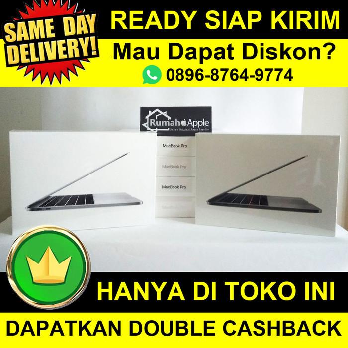 harga Macbook pro 2017 mpxr2 silver - 13  2.3ghz dualcore i5 ram 8gb ssd128g Tokopedia.com