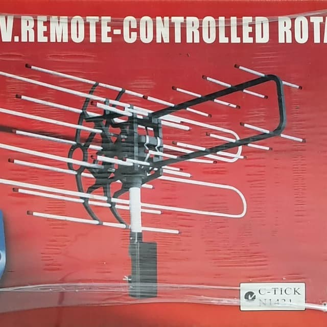 Foto Produk ANTENA TV + REMOTE CONTROL SANEX WA-850TG - Putih dari Gemilang Jaya 89