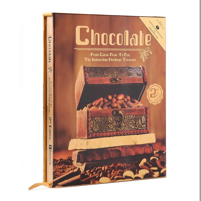 harga Chocolate from cacao bean to bar the indonesian heritage treasure Tokopedia.com