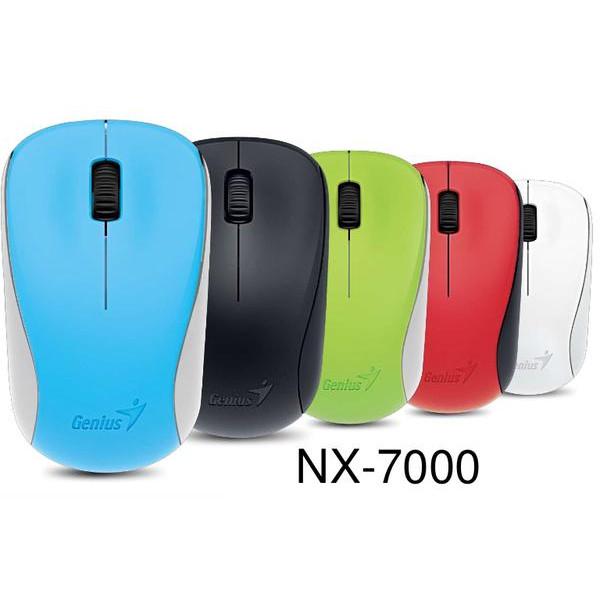 Foto Produk Mouse Genius Wireless NX7000 dari Bengawan Computer