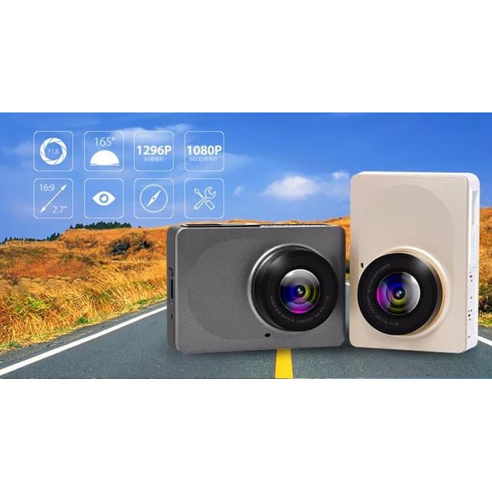 harga Xiaomi yi smart dash camera 1080p adas dvr wifi 165 degree 1080p 60fps Tokopedia.com