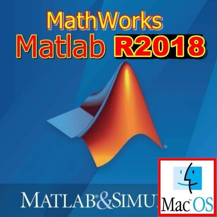 Jual MathWorks Matlab 2018 / 2017 2016 MAC OS X Full Versi