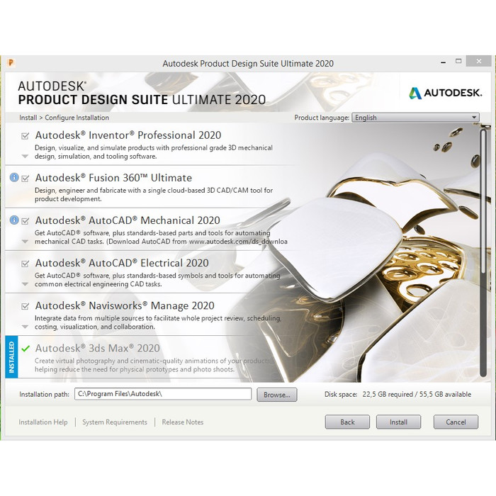 Jual Autodesk Product Design Suite Ultimate 2020 Win64 - Kota Semarang -  Almira Shopee | Tokopedia