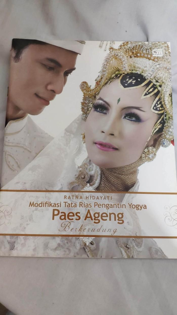 Jual Modifikasi Tata Rias Pengantin Yogya PAES AGENG Berkerudung By Ratn Kota Tangerang Vicious Mma Store