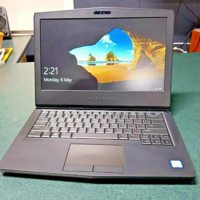 Jual Alienware 13 R3 i7 7700HQ 2x256GB SSD GTX 1050Ti 16GB RAM WIN 10 -  Kota Bekasi - Fast Selling | Tokopedia