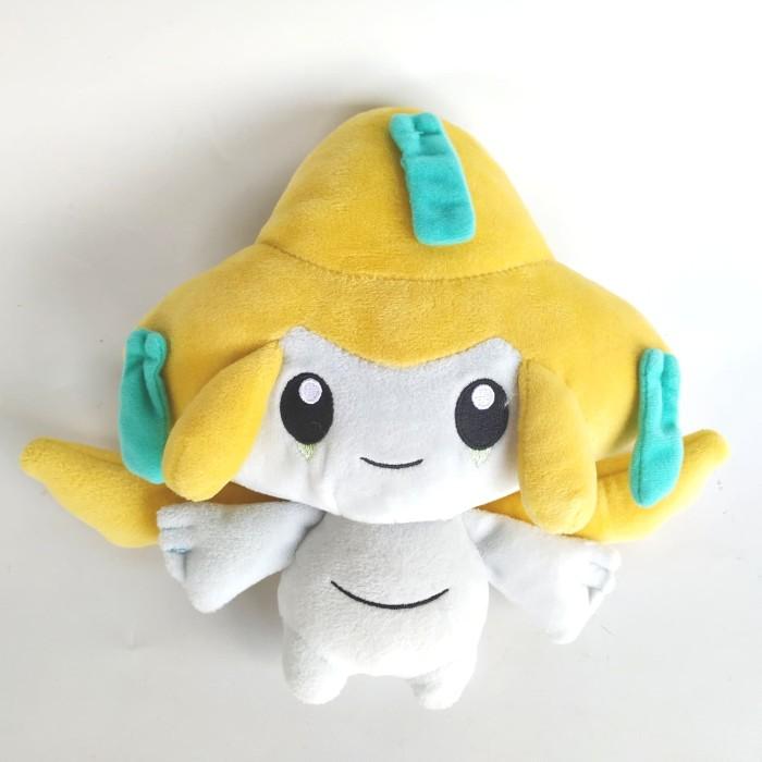 Pokemon Center original stuffed toy life-size jirachi