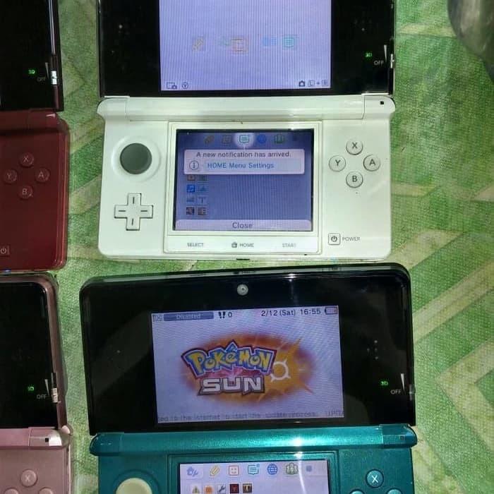 Jual Nintendo 3DS XL CFW 32GB FULL GAMES - Kota Bekasi - bekasigame    Tokopedia