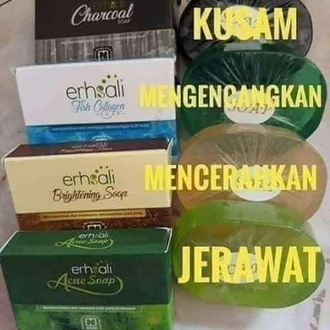 Jual Sabun Wa Biru Kab Jombang Sella Nassa Herbalindo Tokopedia