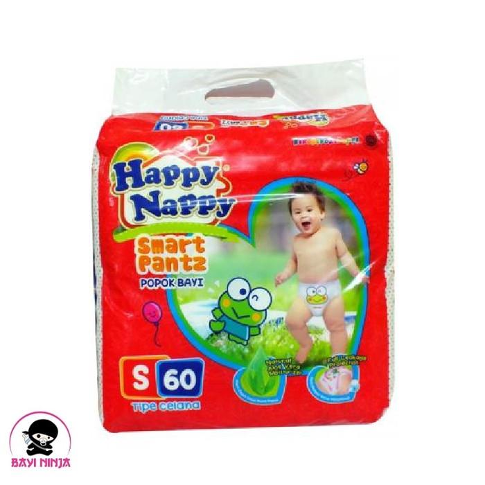 harga Happy nappy smart pants popok celana s60 s 60 Tokopedia.com