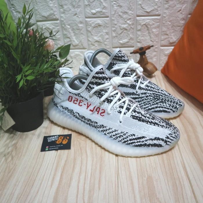 Jual Sepatu Adidas Yeezy Boost 350 Zebra Jakarta Selatan