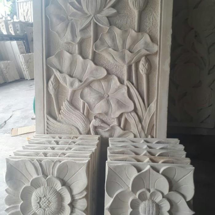 Jual Ornamen Batu Paras Murah - Kota Tangerang Selatan - Batu Alam Gunung Sewu | Tokopedia