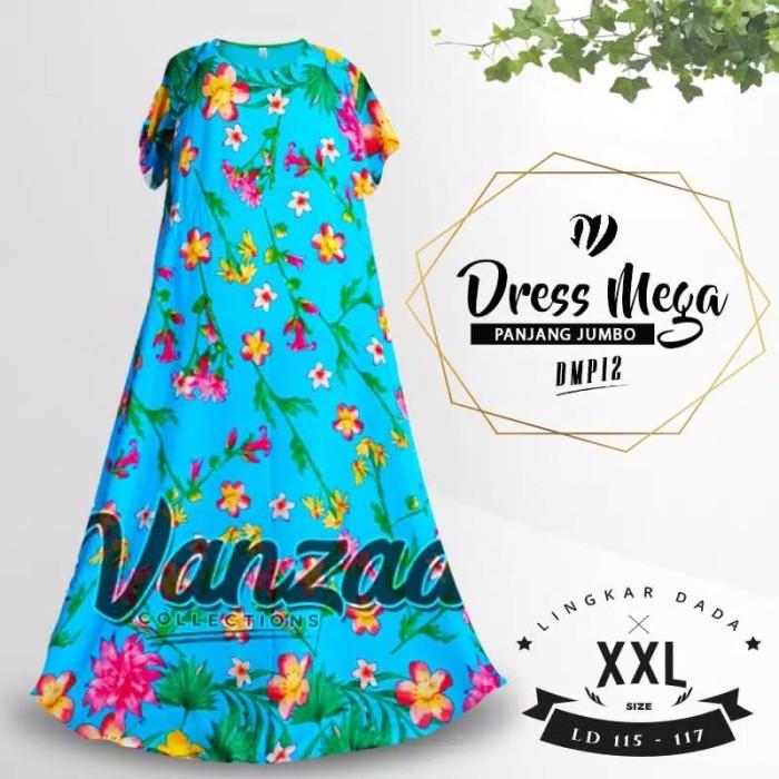 Foto Produk Daster Panjang Jumbo Baju Tidur Ibu Hamil Dress Kasual Murah Terbaru dari TDM Karunia Ilahi
