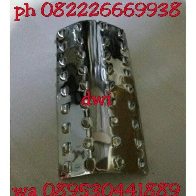 Foto Produk BEST SELLER kaca panggangan gas bahan plat stainless TERJAMIN dari iskandarhalim