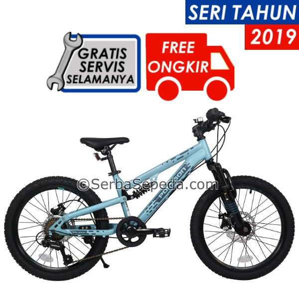 harga Sepeda mtb | sepeda gunung polygon rapid 20 Tokopedia.com
