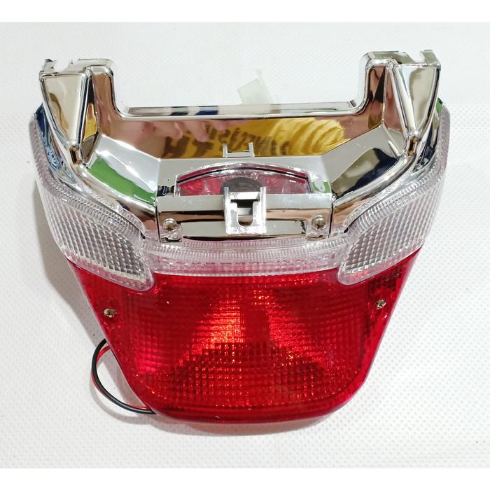 Jual Lampu Stop Blk Yamaha Rxz Baru Rx Z Catalyzer 125z 125zr Merah Putih Kota Batam Indoprima Spare Part Tokopedia