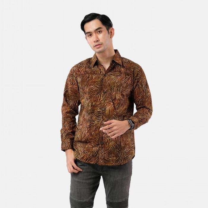 Batik Pria Tampan Com: Jual Batik Pria Tampan -KMPJ CAP ABS SLIM D EROSIONS