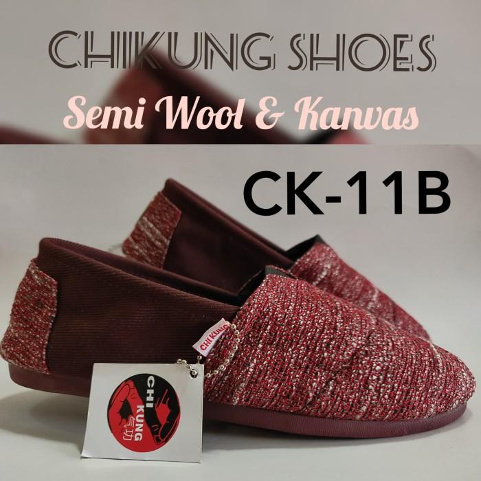 Foto Produk Sepatu wakai. Sepatu toms. Kali ini SEPATU CHI KUNG original CK15 dari AGUNG CIPTA KARYA