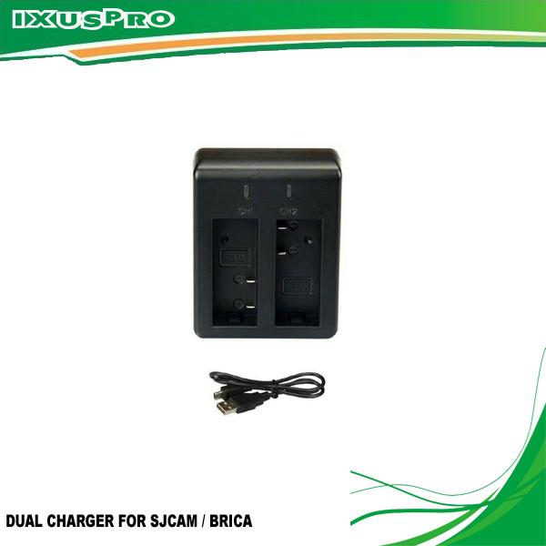 harga Dual charger for sjcam / brica alpha edition 1 & 2 Tokopedia.com