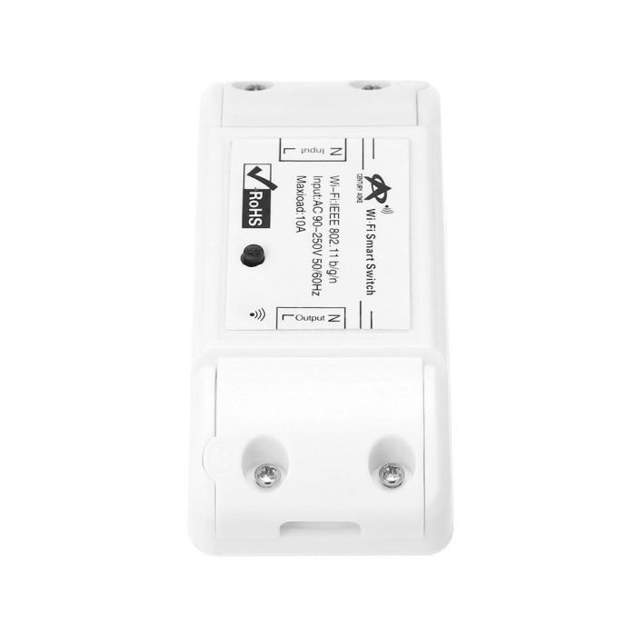 Jual Tuya Switch Remote Control WiFi 10A / 2200W Wireless untuk Android / -  Kota Bekasi - duniabintang id   Tokopedia
