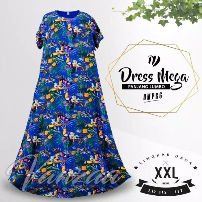 Foto Produk Daster Wanita Panjang Jumbo Kasual Terbaru Dress Ibu Hamil Baju Tidur dari TDM Karunia Ilahi