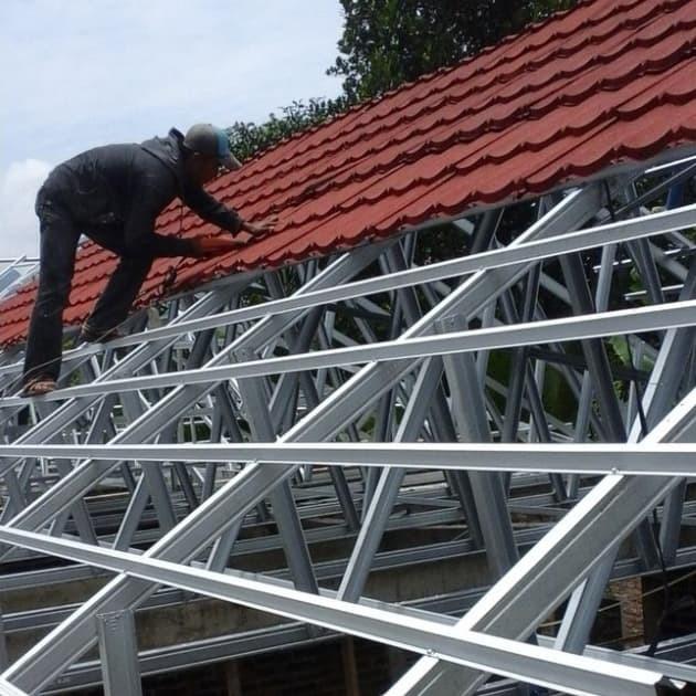 93 Koleksi Ide Desain Atap Rumah Baja Ringan HD Paling Keren Untuk Di Contoh