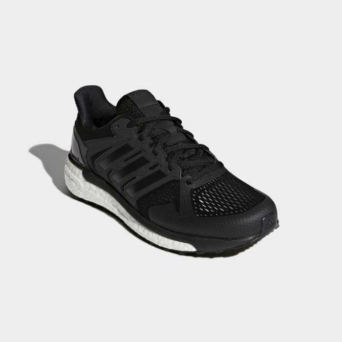 Sport Black adidas Supernova ST Boost Womens Running Shoes ...